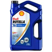 SHELL ROTELLA® T6 FULL SYNTHETIC